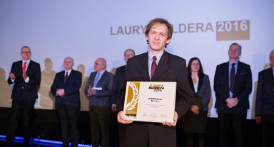 INTENSE Group awarded the Builder Laurels 2016