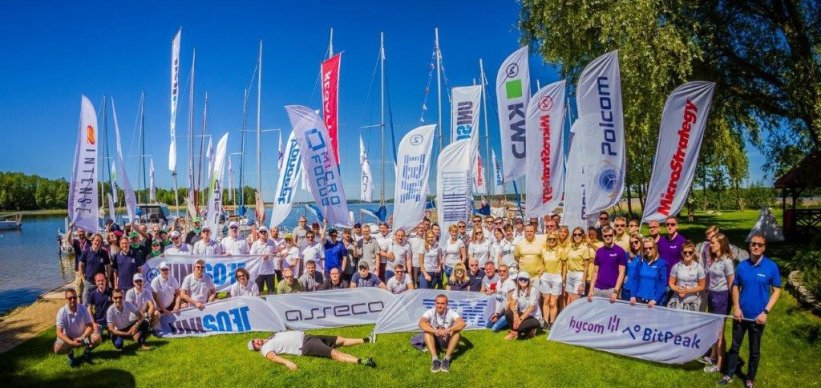 INTENSE Sailing Team on IT Regatta 2019